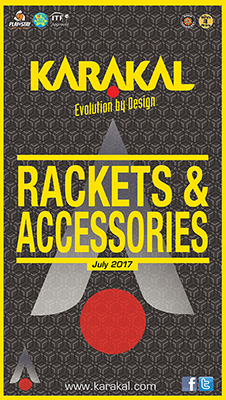 Rackets eCatalogue